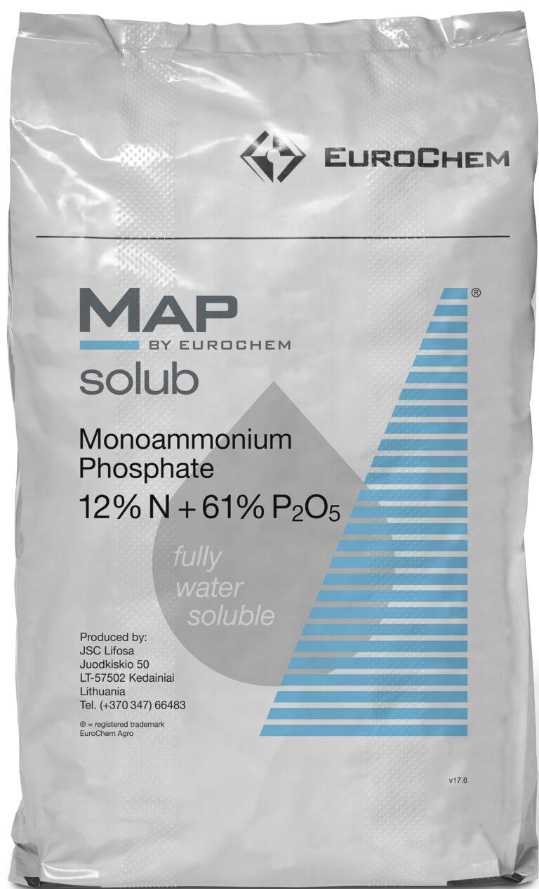 MAP solub fosforan monoamonowy