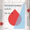 Nitrophoska® solub 18-18-18 +3,0 (MgO) +mikro