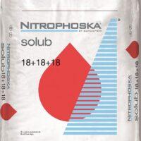 Nitrophosko® solub 18-18-18 +3,0 (MgO) +mikro