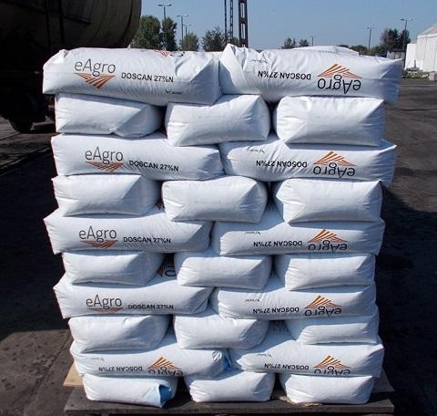 DosCan 27%N – Unser Flaggschiff-Produkt in 25 kg Säcken